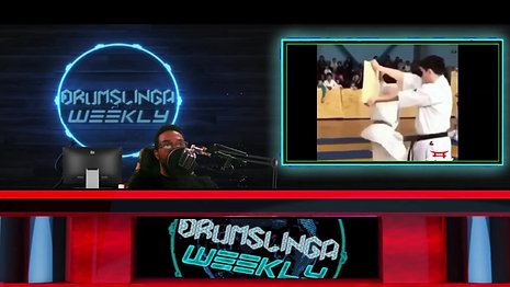 Drumslinga Weekly Podcast