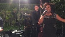 Coco Sings The Carpenters at Bangkok Wedding
