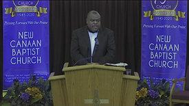 "Sermon 9-25-2020 ""Jesus reaching through any barrier."""