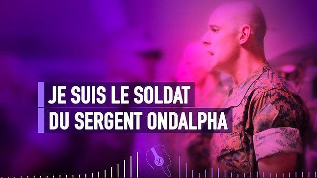 #086 JE SUIS LE SOLDAT DU SERGENT ONDALPHA