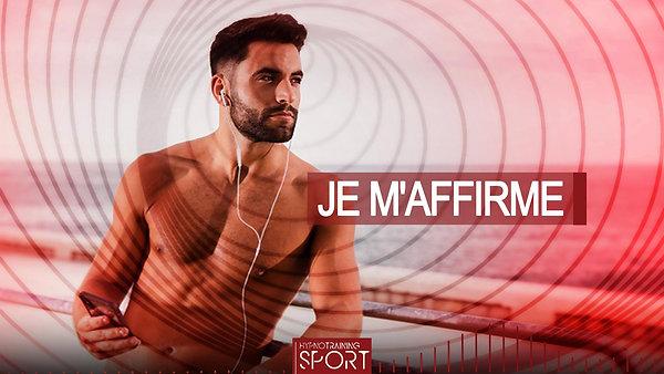 SPORT002 JE M'AFFIRME