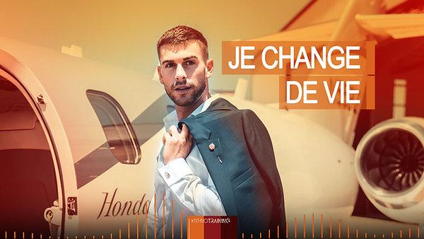 SUP012 JE CHANGE DE VIE