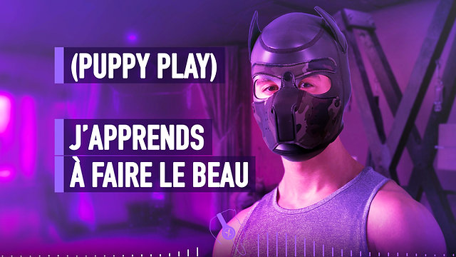 #058 J'APPRENDS À FAIRE LE BEAU (PUPPY PLAY)