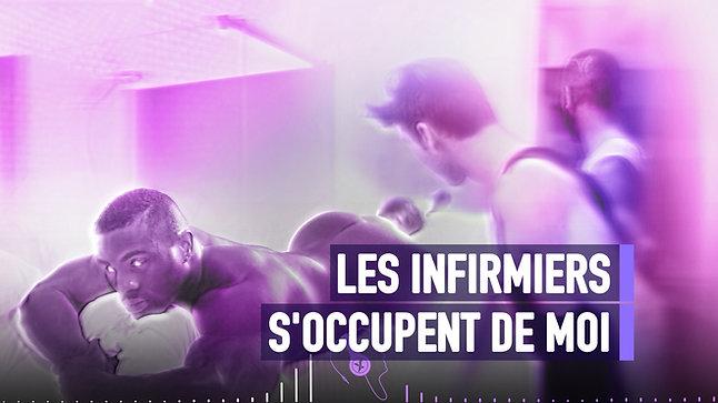 #094 LES INFIRMIERS S'OCCUPENT DE MOI
