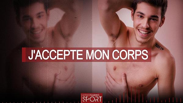 SPORT009 J'ACCEPTE MON CORPS