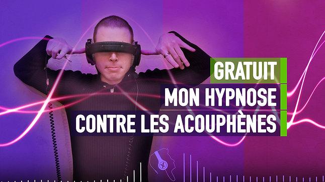 #100 MON HYPNOSE CONTRE LES ACOUPHÈNES
