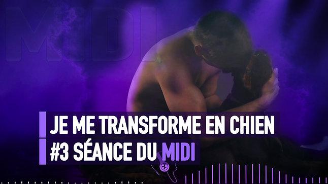 #067 JE ME TRANSFORME EN CHIEN À MIDI