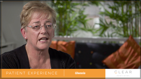 Patient Experience - Glennis