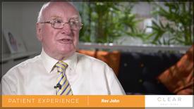 Patient Experience - Rev John