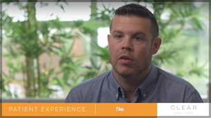 Patient Experience - Tim