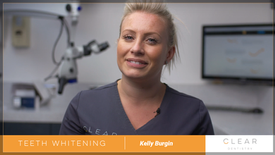 Kelly Burgin - Teeth Whitening