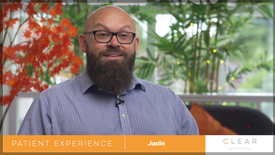 Patient Experience - Justin