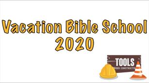 """Under Construction"" VBS 2020"