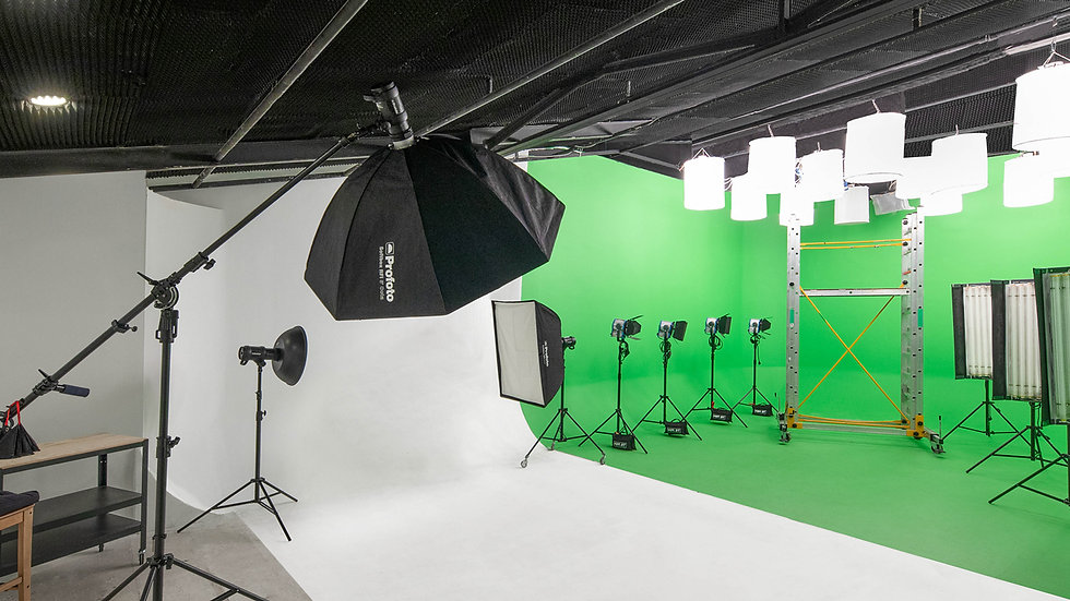 Kiralık Greenbox Stüdyo