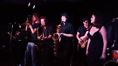 I Wish (Stevie Wonder Cover) - Live at Berk Recital Hall