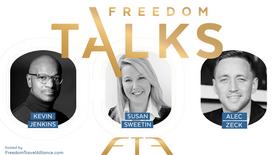Freedom Talks with Alec Zeck