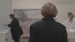 Монтаж экспозиции в Филиале Русского музея в Малаге