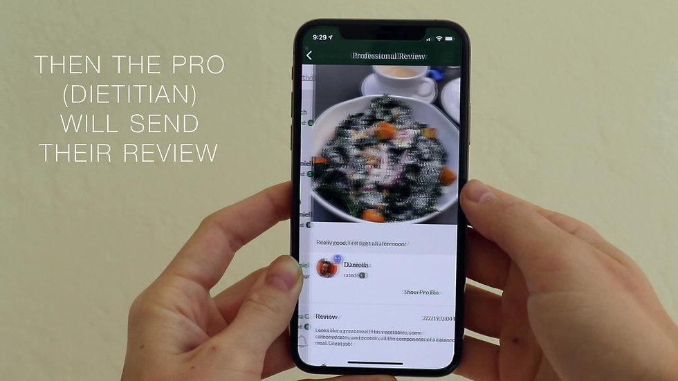 MealShare App Clickthrough