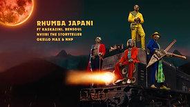 Sauti Sol ft. Kaskazini, Bensoul, Nviiri, Xenia, Okello Max & Nairobi Horns - Rhumba Japani (Visualizer) (Intro) (Clean) (HD)