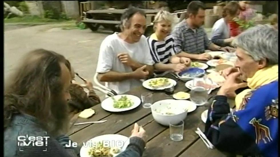 marie-cabanac-dans-lemission-cest-la-vie-je-vis-bio-en-2004-sur-la-une
