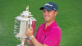 PGA Championship: Smile