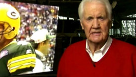 Thanksgiving NFL On CBS: Pat Summerall