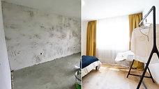 Fix & Flip Projekt Schlafzimmer
