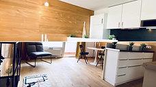 Home Staging 3 Zimmer Wohnung