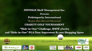 Pride in Purity Charity Golf Promo