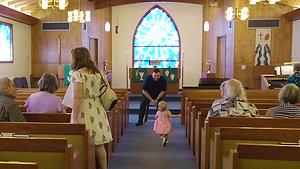 Christ Lutheran Church Walk Through