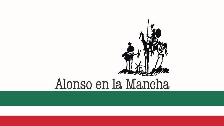Alonso en la Mancha