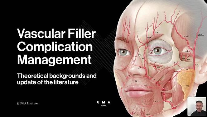Vascular complication management webinar