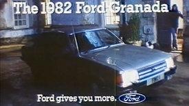 1982 Granada Launch Ad