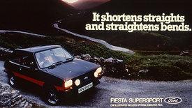 Fiesta Supersport Ad