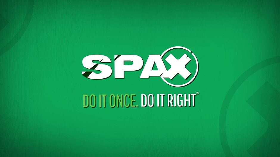 SPAX Plasti-Grip® ci Prong Washer