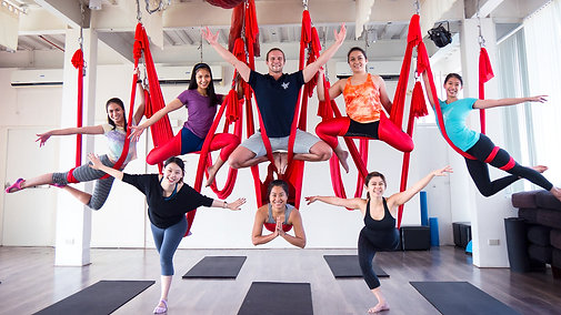 AntiGravity® Fitness Teacher Training Tour 2016