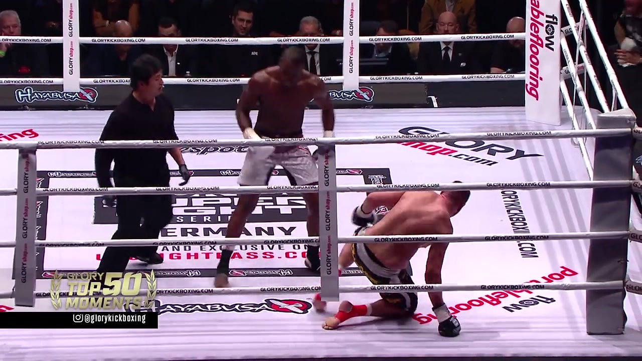 GLORY Kickboxing Showreel