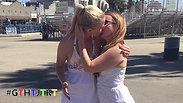REAL Sister Kissing REAL Sister PRANK!