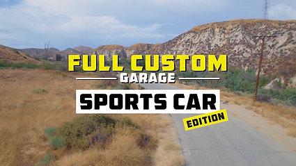 Sports Car Edition Promo