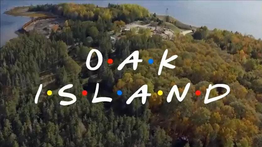 Oak Island Friends