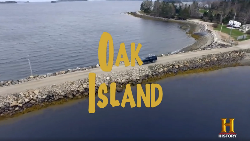 The Curse of Oak Island Full House Alternate Opening by Oak Island Podcast