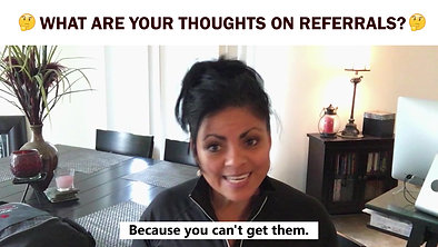 Are You Asking for Referrals?