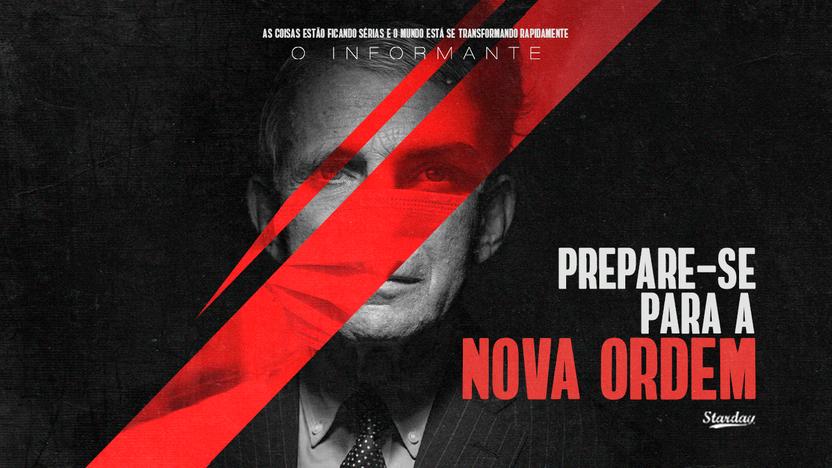 Prepare-se para a Nova Ordem - Trailer com novo template no final