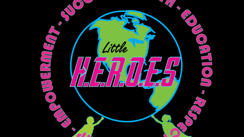 Distance Learning Little Heroes Style