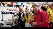 Bénévoles au marché de Noël 2019