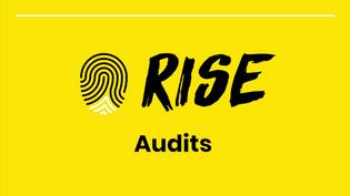 Part 3: Audits