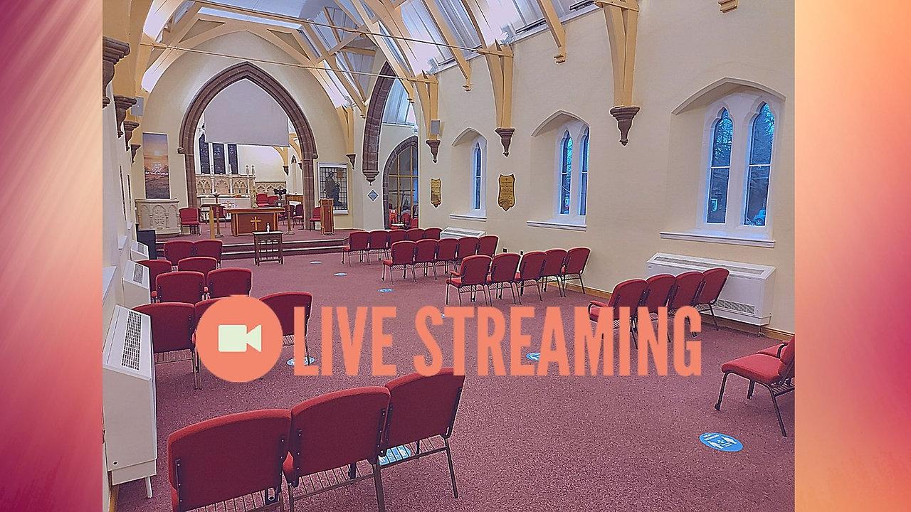 St James' Live Stream