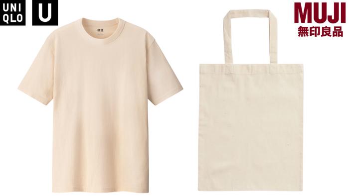レジ袋有料化、エコバッグをTシャツにドッキング