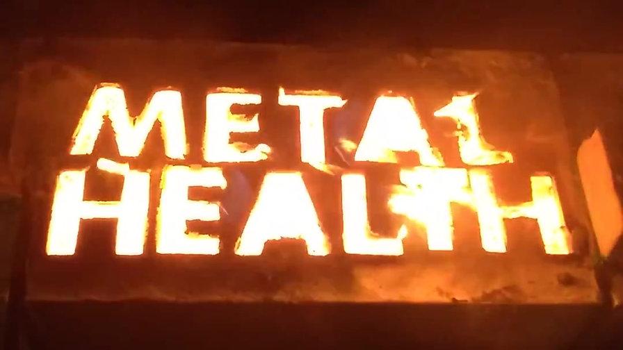 Metal Health performance piece