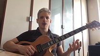 Présentation guitare jazz - Daurat F
